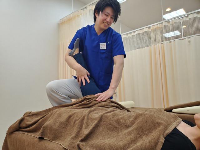 相模原矢部接骨院の膝痛施術とは?