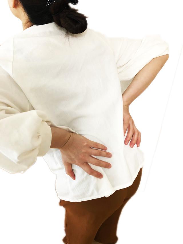 腰痛・ぎっくり腰の原因